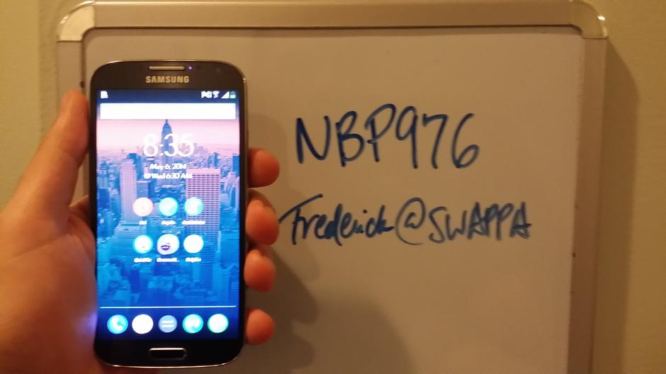 Samsung Galaxy S4 (AT&T) For Sale - $345 on Swappa (NBP976)