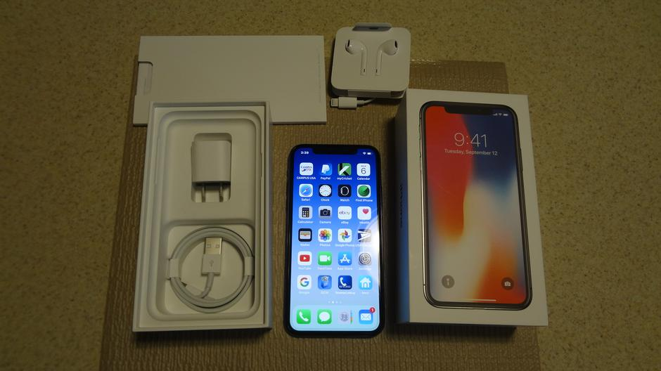 how to unlock iphone nfn318 apple iphone x verizon for 1170 swappa 1170