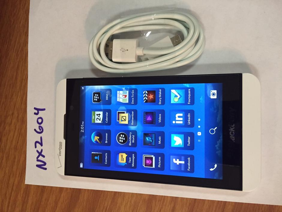 blackberry z10 white verizon - photo #12