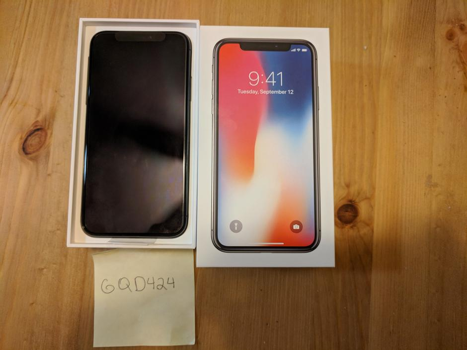 iphone x tmobile qgd424 apple iphone x t mobile for 1395 swappa 21752