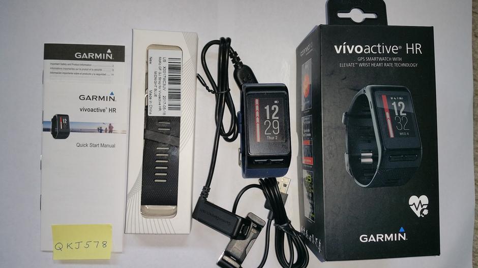 garmin vivoactive hr user manual