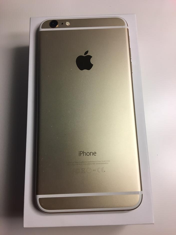 qxu085 apple iphone 6 plus at t for sale 250 swappa. Black Bedroom Furniture Sets. Home Design Ideas