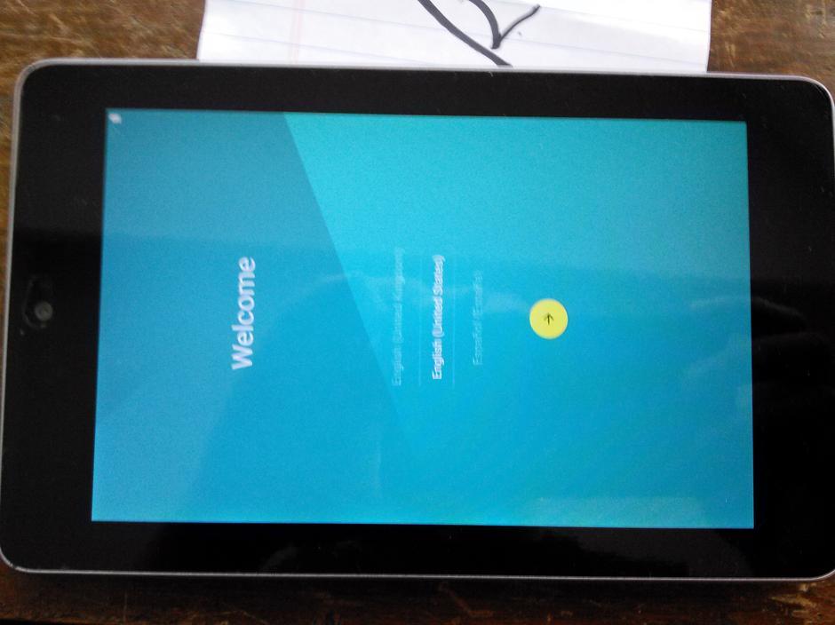RQU794: Nexus 7 2012 (Wi-Fi) - For Sale $50 - Swappa