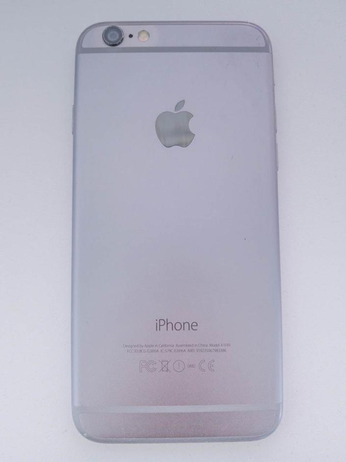 sfh490 apple iphone 6 unlocked for sale 200 swappa. Black Bedroom Furniture Sets. Home Design Ideas
