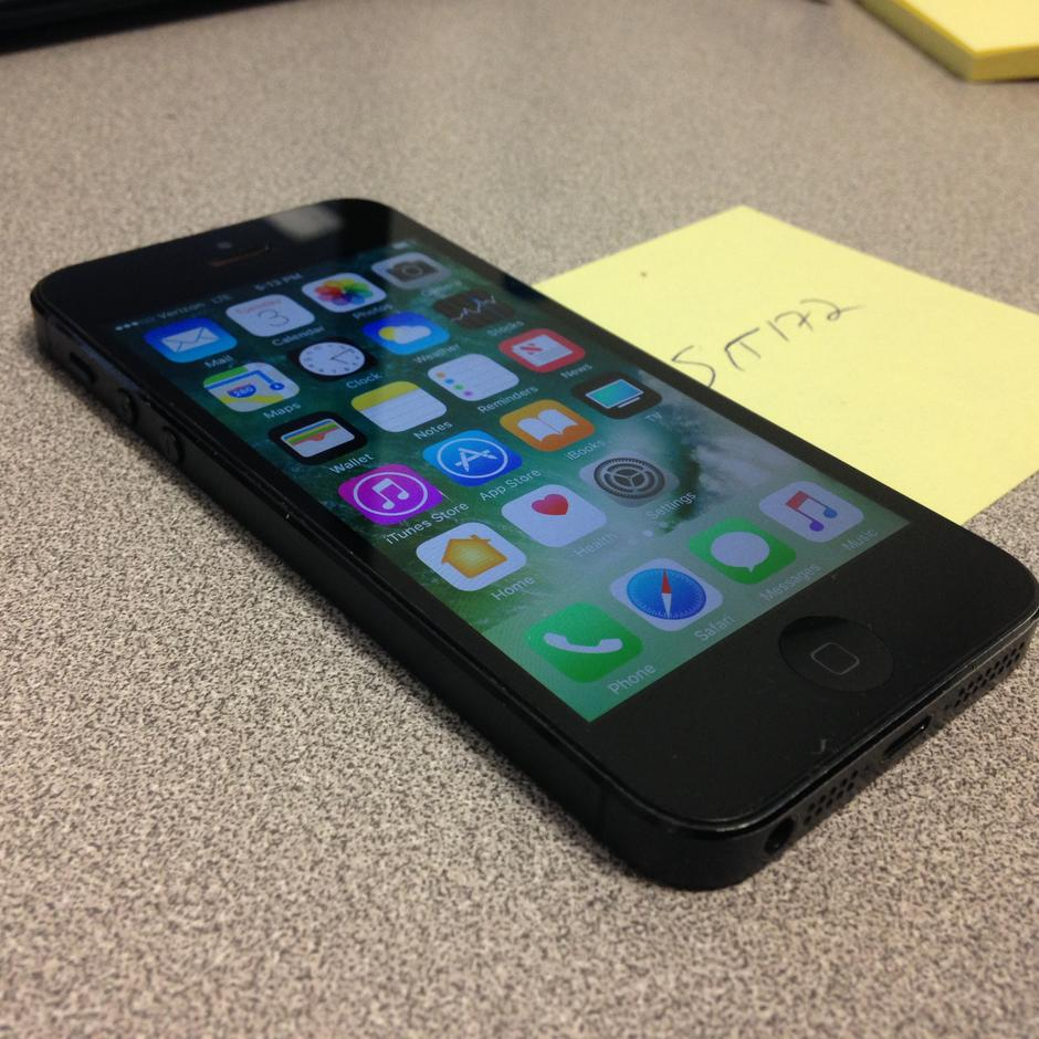 iphone 5 for sale verizon sit172 apple iphone 5 verizon for 100 swappa 17376
