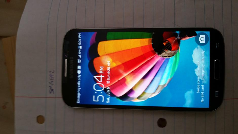 Samsung Galaxy S4 (AT&T) For Sale - $250 on Swappa (SMA592)