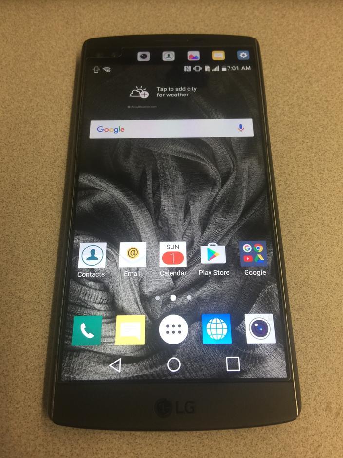 UEM677: LG V10 (AT&T) - For Sale $130