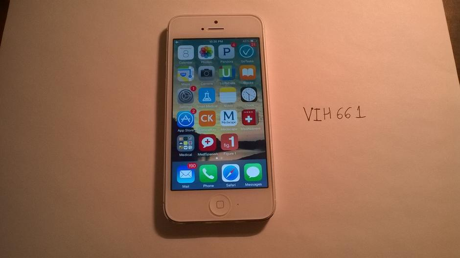 iphone 5 virgin mobile vih661 apple iphone 5 mobile for 290 14611