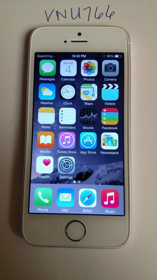 iphone 5s for sale verizon vnu766 apple iphone 5s verizon for 330 swappa 17472