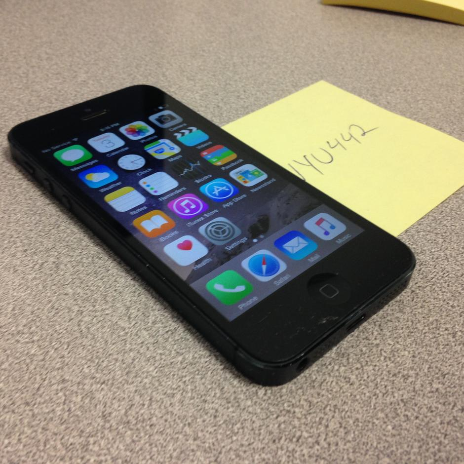iphone 5 verizon for sale vyu442 apple iphone 5 verizon for 100 swappa 17408