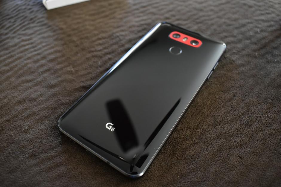LG G6 (US Cellular) For Sale - $355 on Swappa (WTV166)