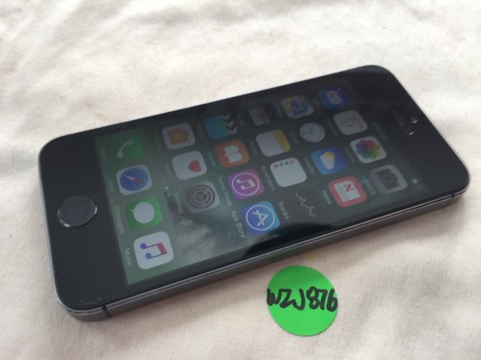 WZJ876: Apple iPhone 5S (Verizon) - For Sale $101 | Swappa