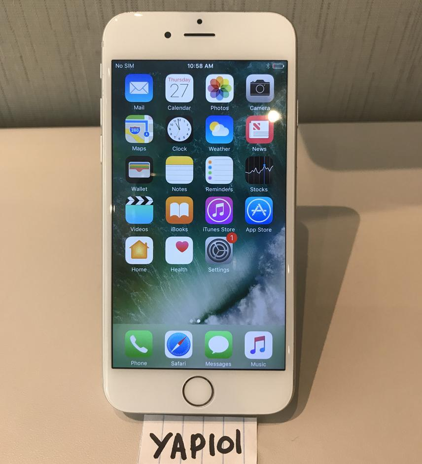 yap101 apple iphone 6 sprint for sale 250 swappa. Black Bedroom Furniture Sets. Home Design Ideas