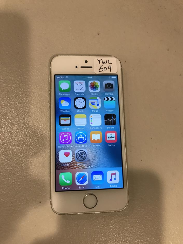 verizon iphone 5s for sale ywl609 apple iphone 5s verizon for 115 swappa 18151