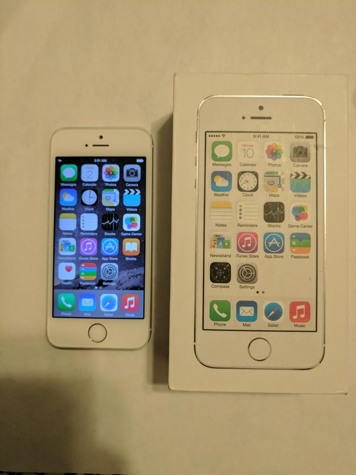 verizon iphone 5s for sale zae828 apple iphone 5s verizon for 104 swappa 18151