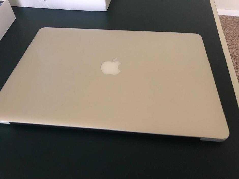 Zxd362 Macbook Pro 2015 Retina 15 Quot Macbook For