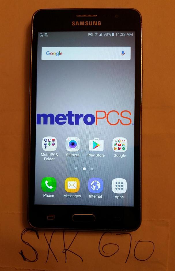 Samsung Galaxy On5 Metropcs Unlock