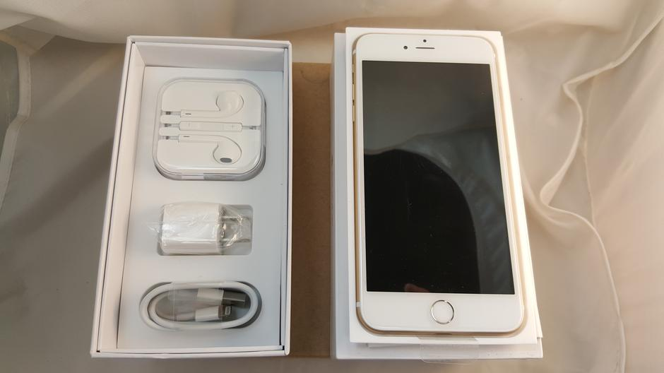 Apple iPhone 6 Plus (T-Mobile) [A1522] - Gold, 16 GB