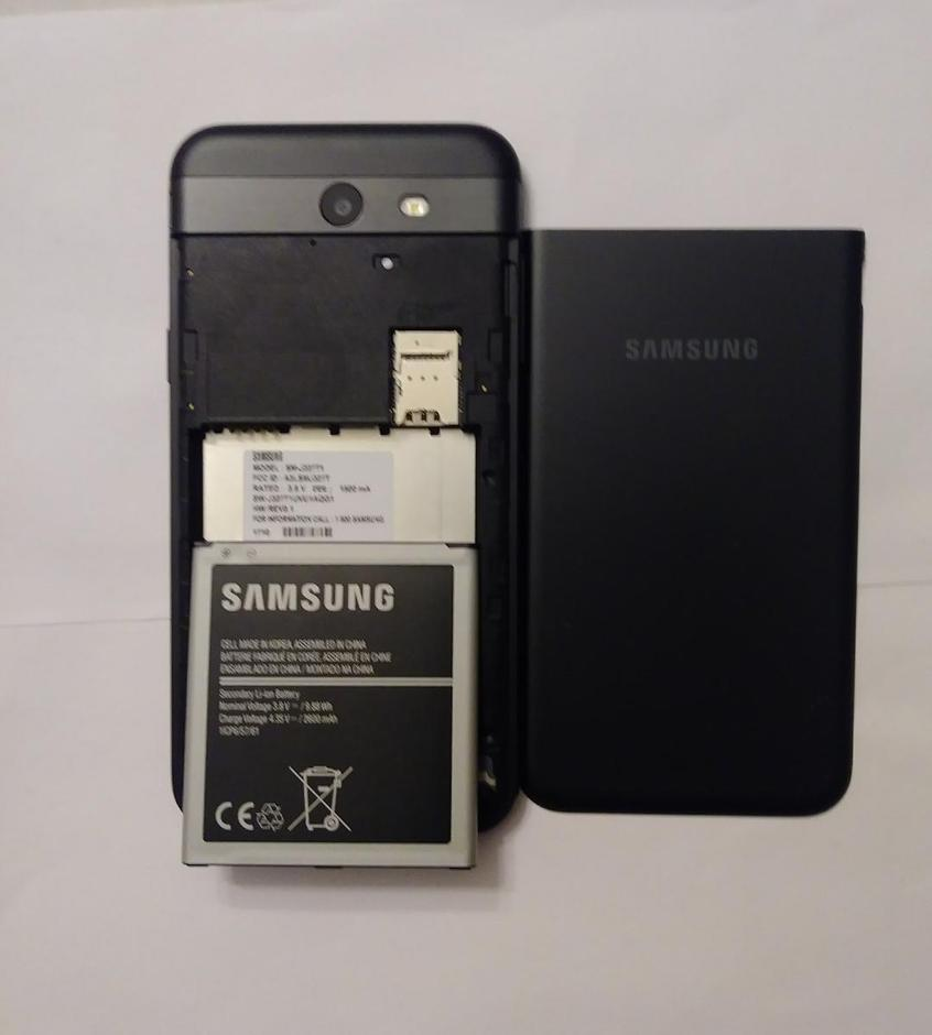 Samsung Galaxy J3 Prime (Metro PCS) [SM-J327T1] - Black, 16 GB