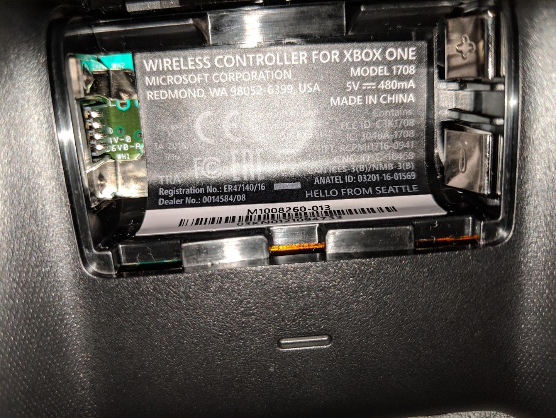 Xbox One X, Scorpio - Black
