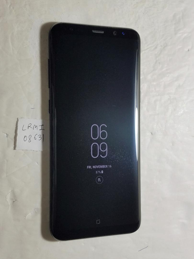 Samsung Galaxy S8 Plus (T-Mobile) [SM-G955U] - Black, 64 GB, 4 GB