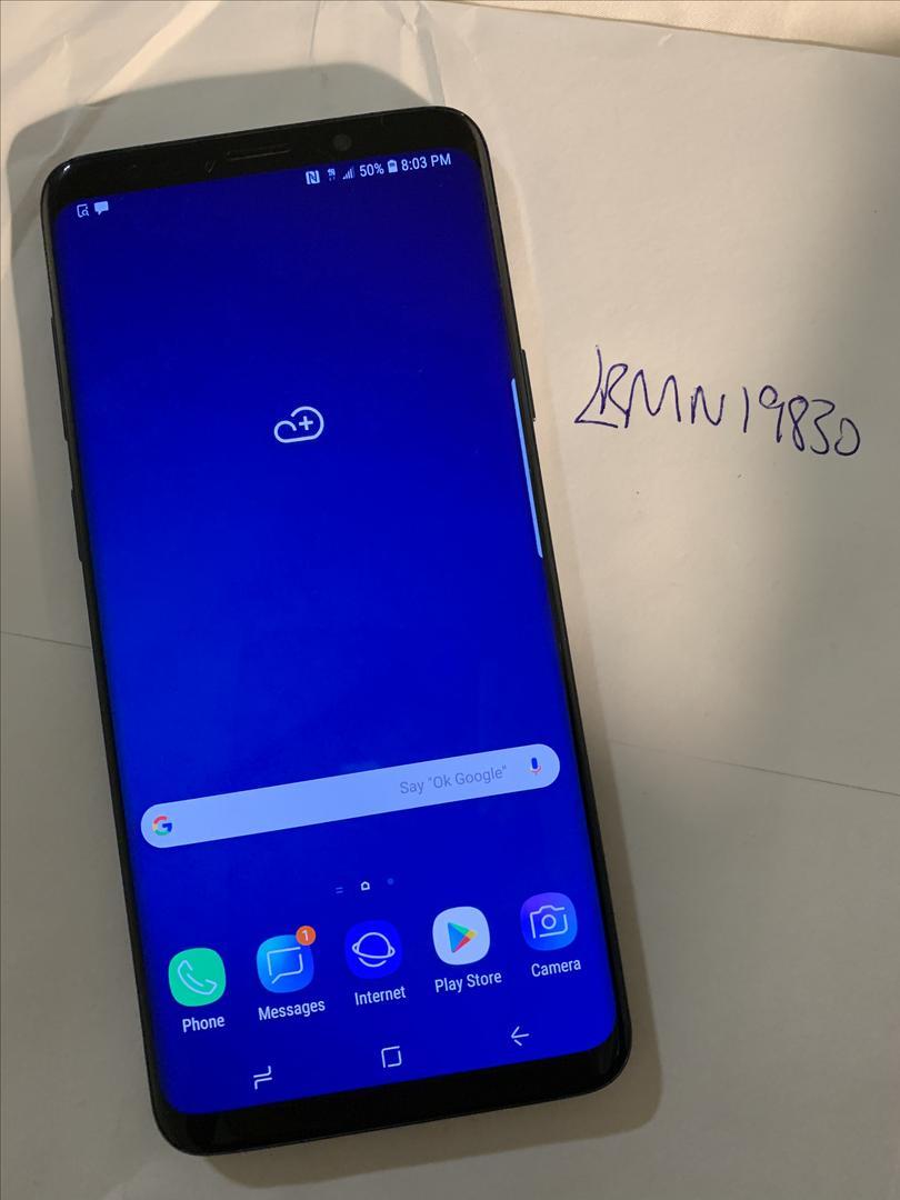 Samsung Galaxy S9 Plus (T-Mobile) [SM-G965U] - Blue, 64 GB