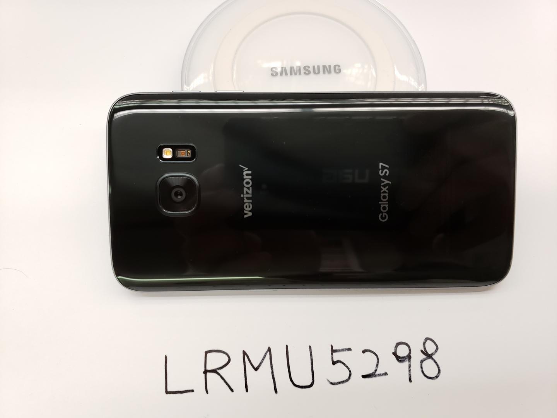 Samsung Galaxy S7 (Verizon) [SM-G930V] - Black, 32 GB
