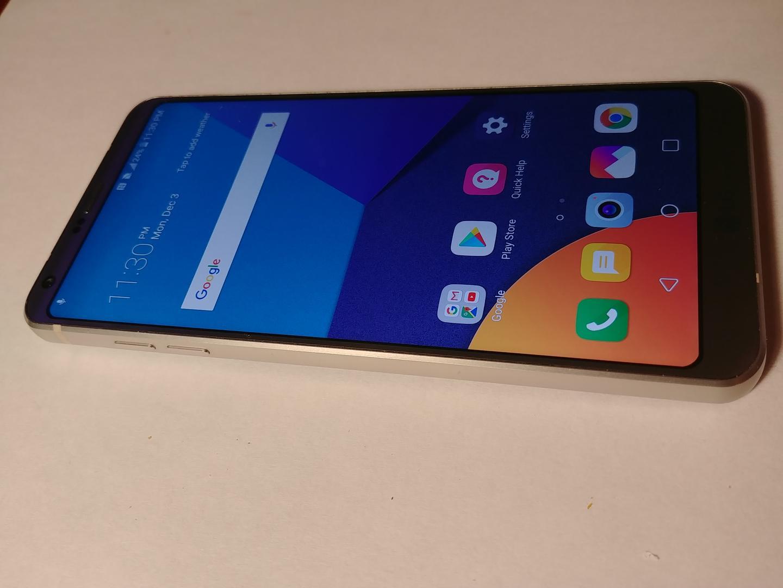 LG G6 (Unlocked) [H873] - Silver, 32 GB, 4 GB