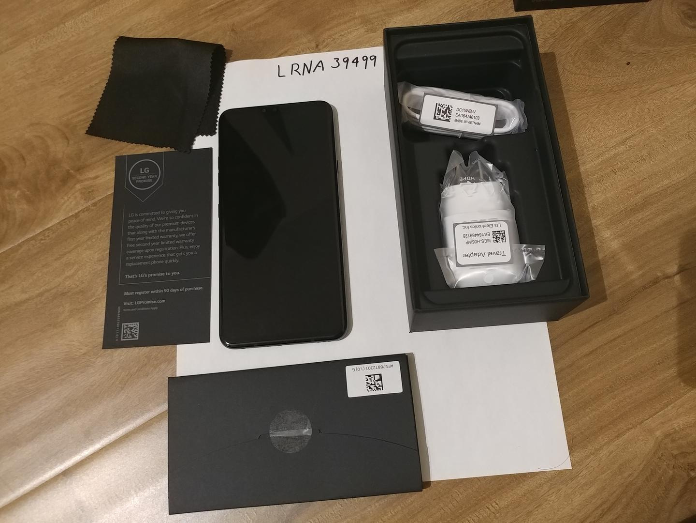 LG V40 ThinQ (Verizon) [LM-V405UA] - Black