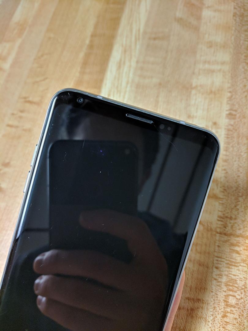 LG V30 (Unlocked) [US998] - Silver, 64 GB