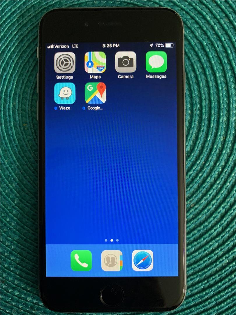 Apple iPhone 6 (Unlocked) A1549 - Gray, 16 GB ...