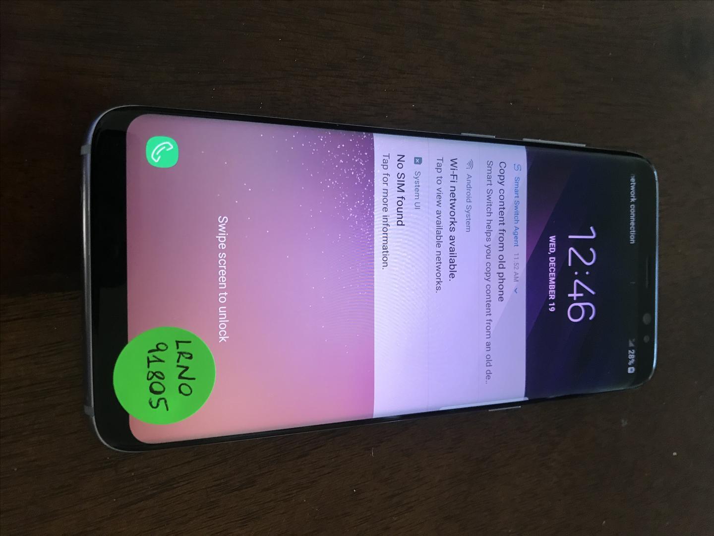 Samsung Galaxy S8 (Verizon) [SM-G950U] - Gray, 64 GB
