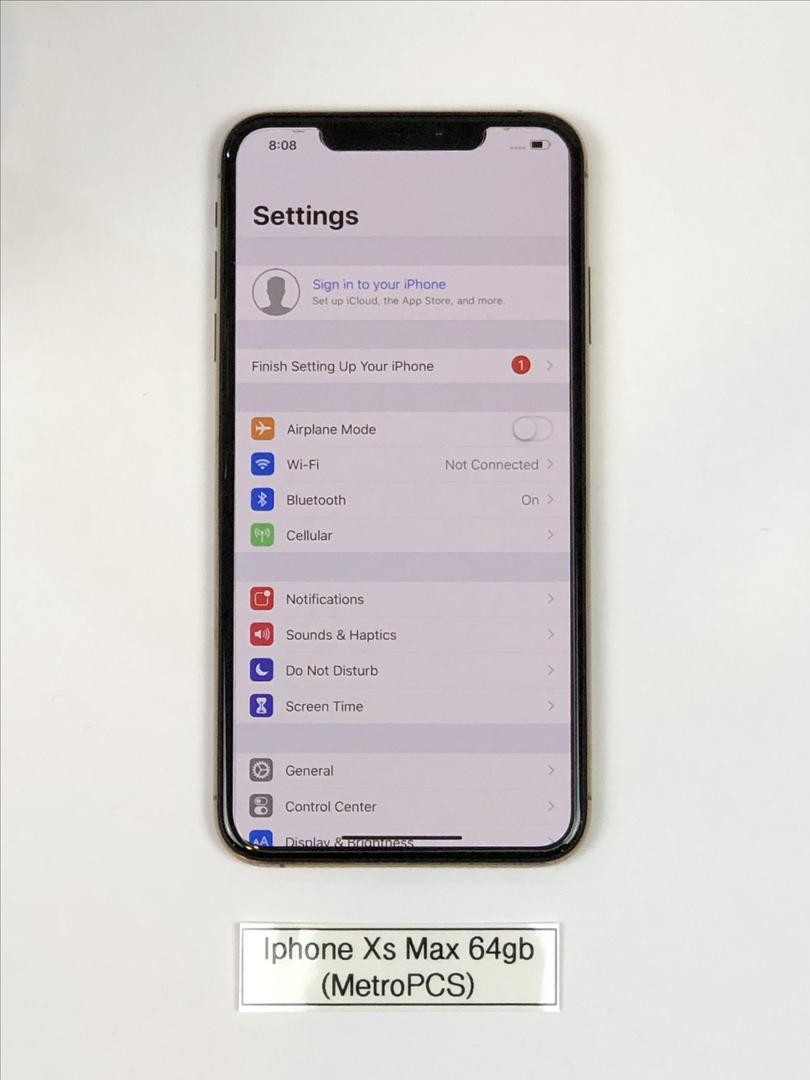 Metropcs iphone settings | iPhone 5: No Cellular Data (4G