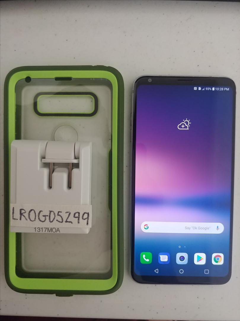 LG V30 (Verizon) [VS996] - Silver, 64 GB