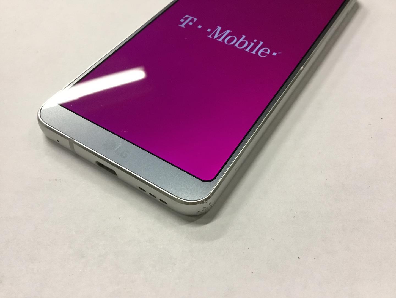 LG G6 (T-Mobile) [H872] - Silver, 32 GB, 4 GB
