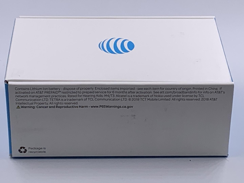 Alcatel Tetra (AT&T), Prepaid - Black, 16 GB, 2 GB
