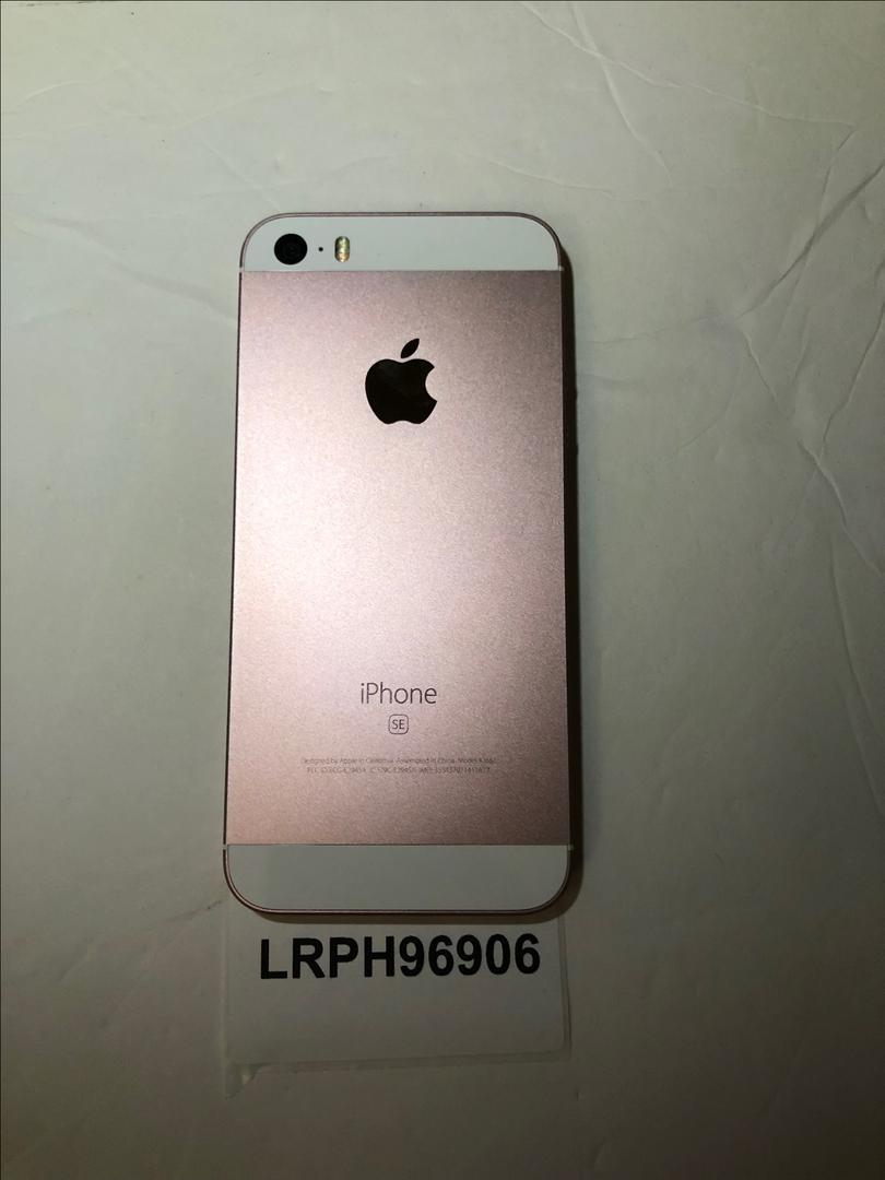 Apple iPhone SE (Verizon) A1662 - Rose Gold, 16 GB ...