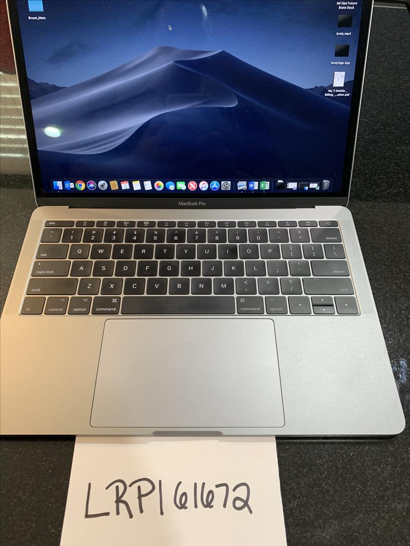 """MacBook Pro 2017 (No Touch Bar) - 13"""" - Gray, 128 GB, 16 ..."""