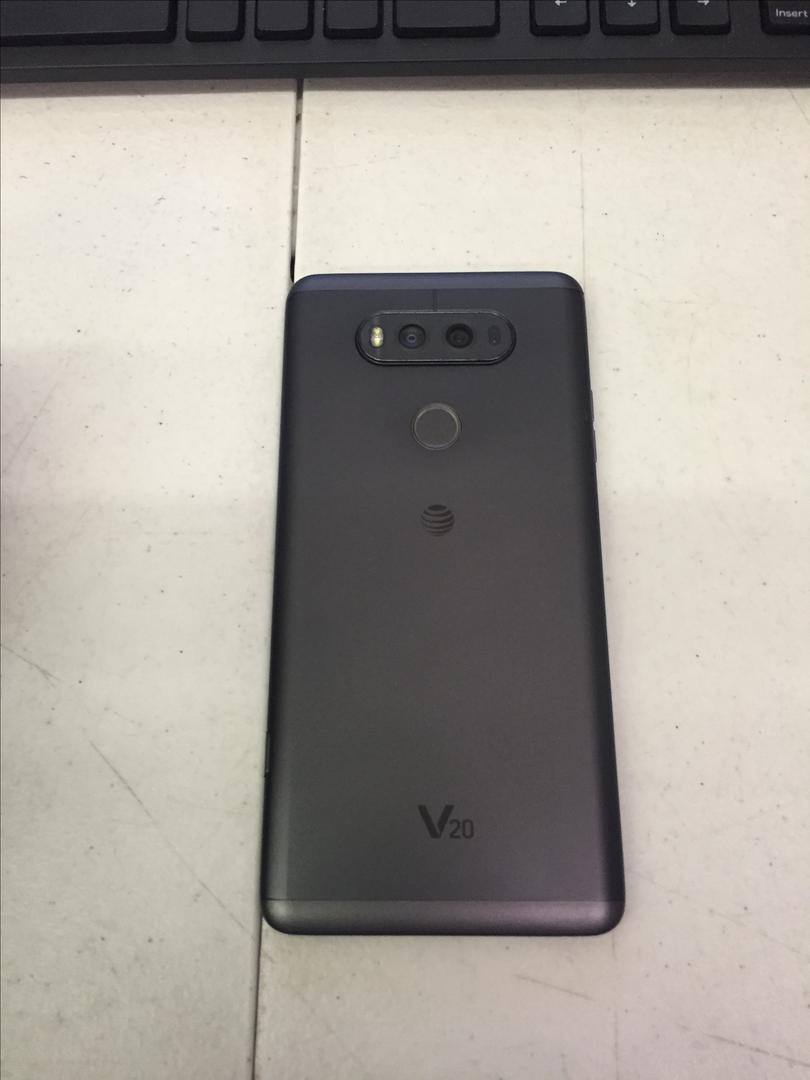 LG V20 (AT&T) [H910] - Gray, 64 GB, 4 GB