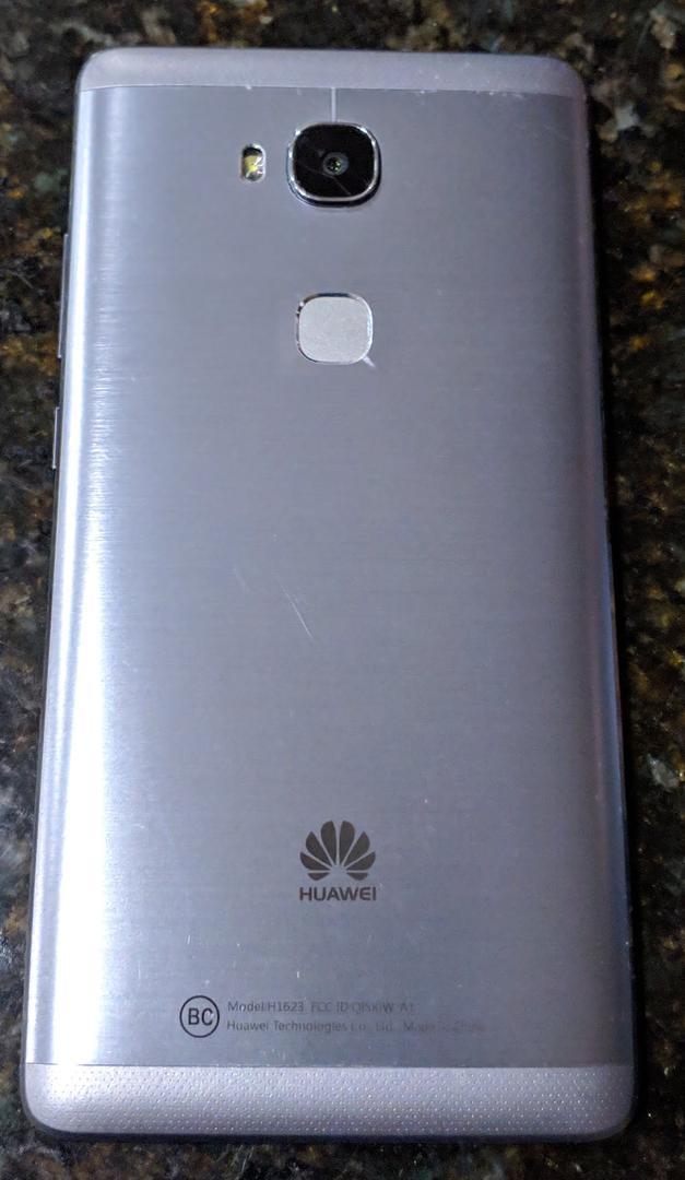 on sale dcd67 fdc1f Huawei Ascend 5W (Republic Wireless) - Gray, 16 GB, 2 GB