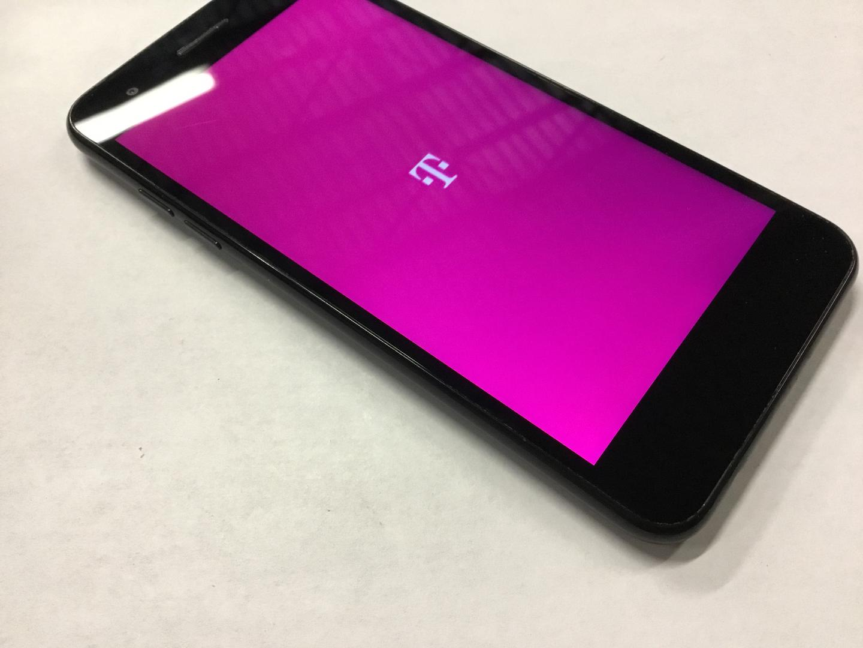 LG Aristo 2 Plus (T-Mobile) - Navy Blue