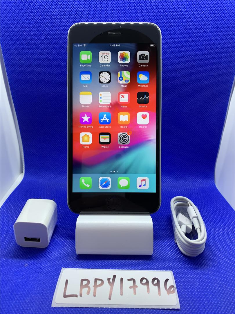 Apple iPhone 6S Plus (AT&T) A1634 - Grey, 64 GB ...