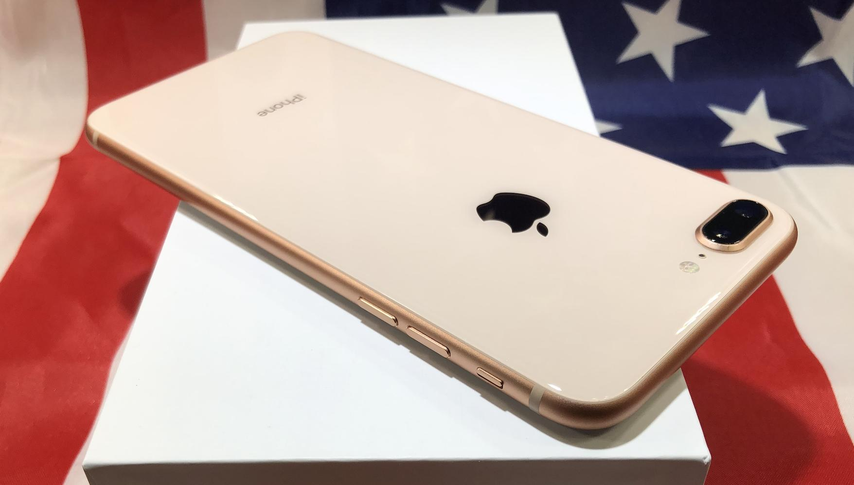 Apple iPhone 8 Plus (T-Mobile) [A1897] - Gold, 64 GB