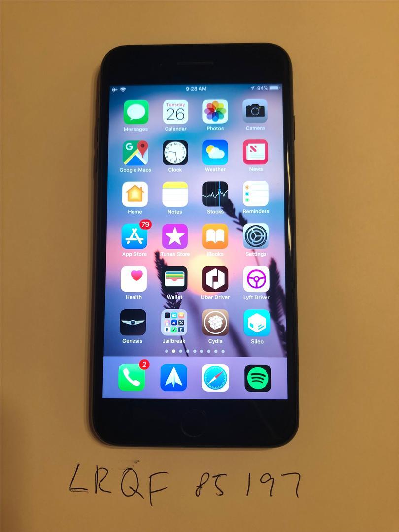 Apple iPhone 7 Plus (T-Mobile) [A1784] - Black, 128 GB