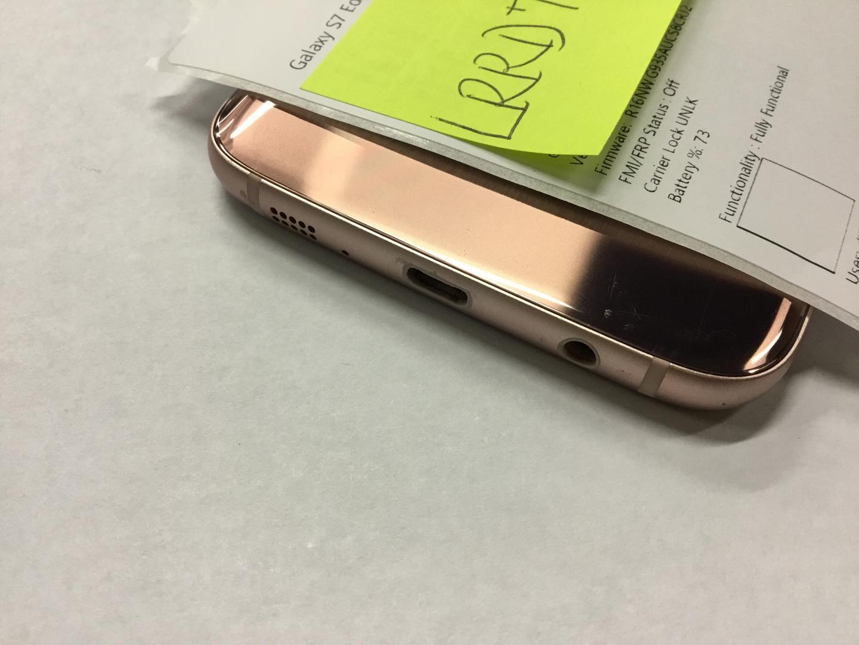 Samsung Galaxy S7 Edge (AT&T) [SM-G935A] - Rose Gold, 32 GB