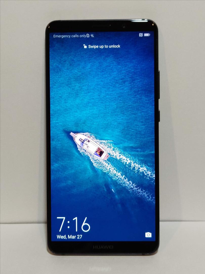 Huawei Mate 10 Pro (Unlocked) [BLA-A09] - Gray, 128 GB, 6 GB
