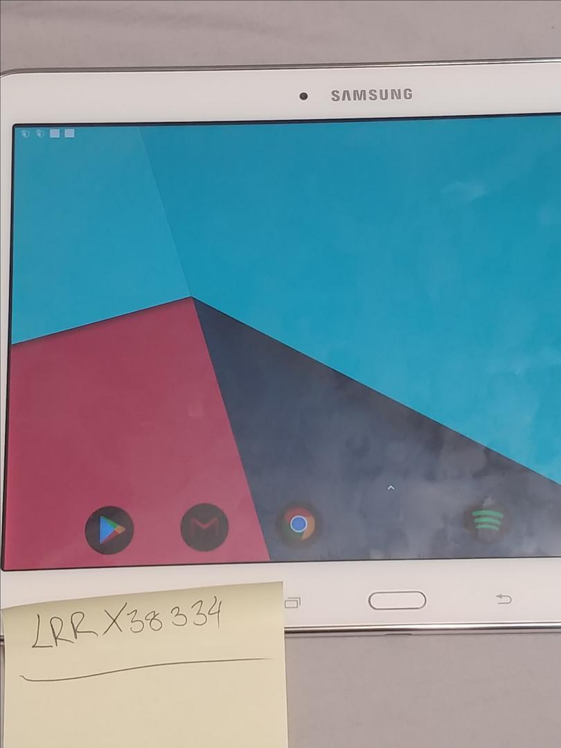 Samsung Galaxy Tab 4 (Wi-Fi) [SM-T530], 10 1 - White, 16 GB