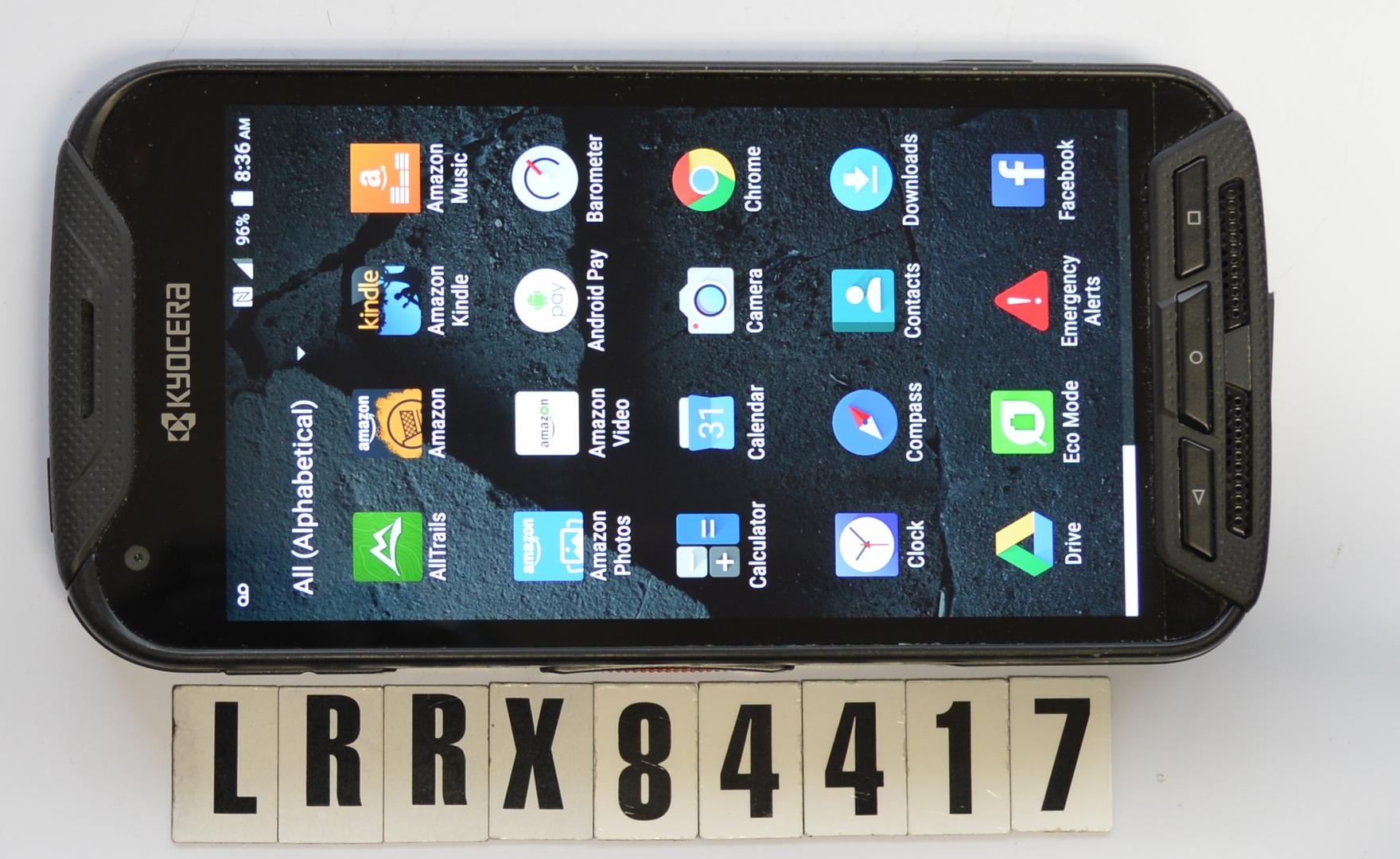 Kyocera DuraForce Pro (Sprint) - Black, 32 GB, 2 GB