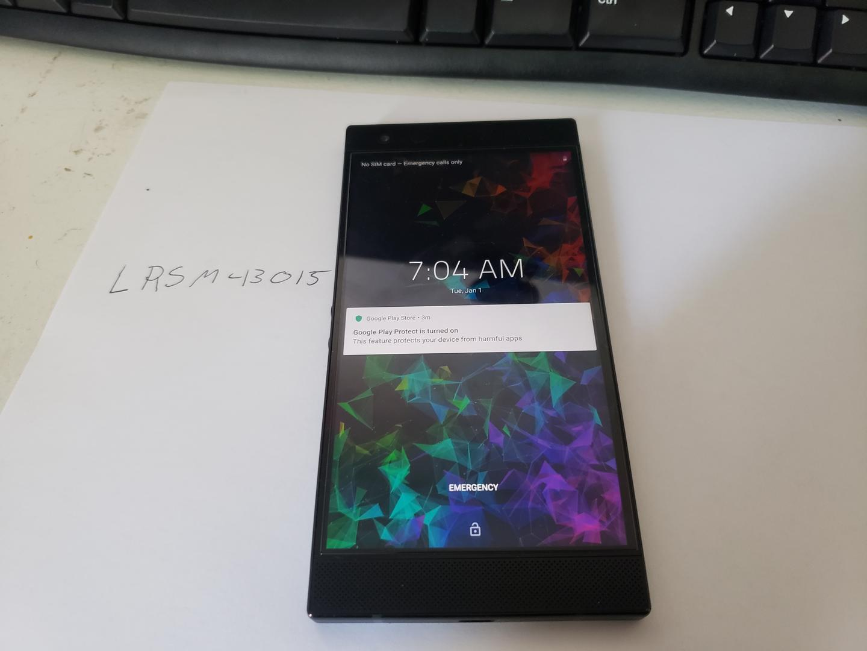 Razer Phone 2 (Unlocked) - Black