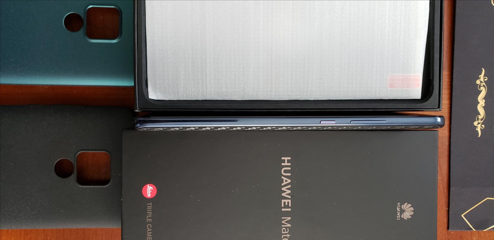 Huawei Mate 20 X (Unlocked) - Blue, 128 GB, 6 GB